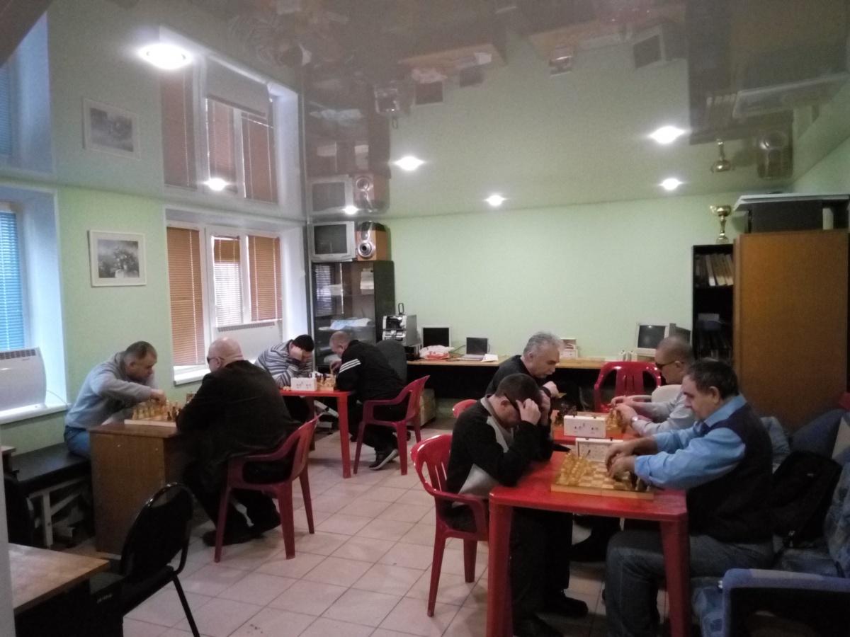 Этап турнира по шахматам на кубок РООИЗ «ТИФЛОПУТЬ»