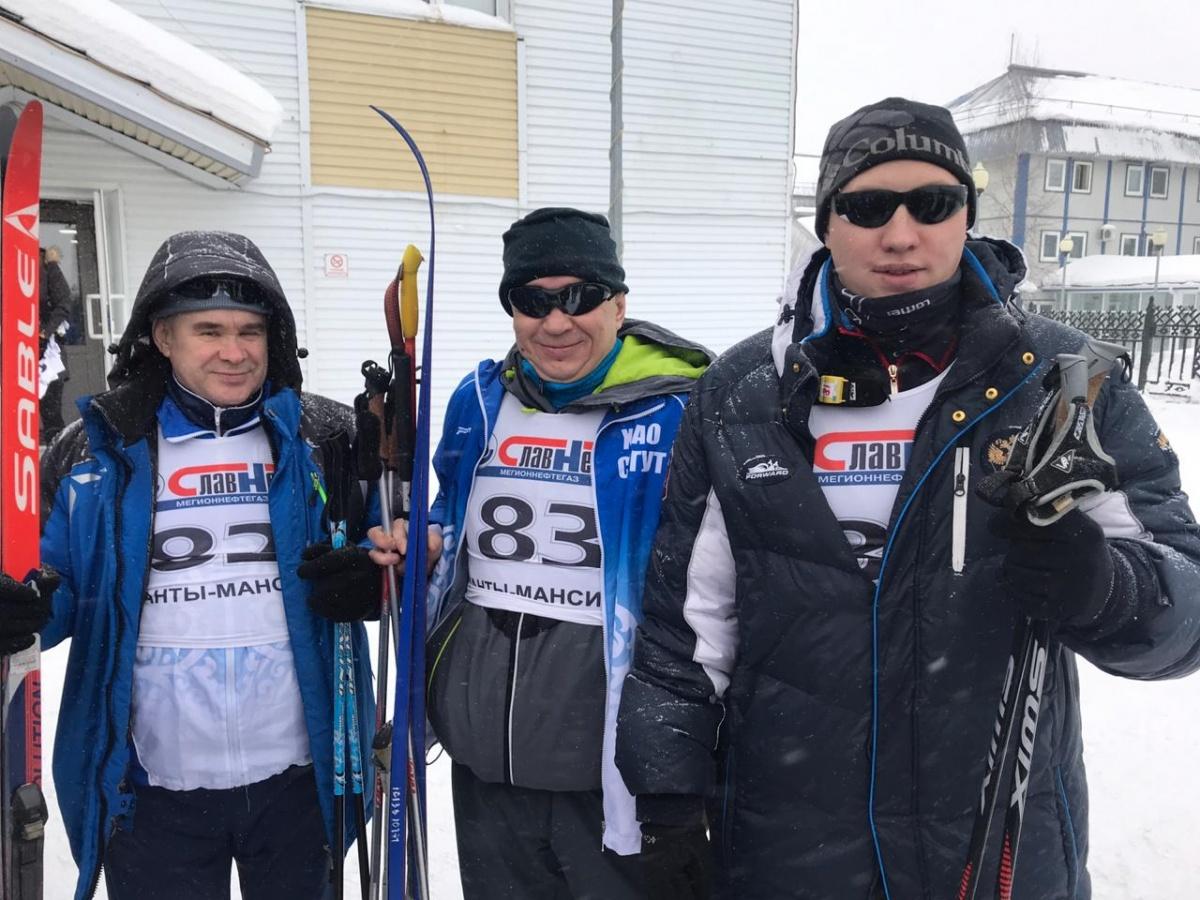 Чемпионат и первенство по лыжным гонкам в Ханты-Мансийске