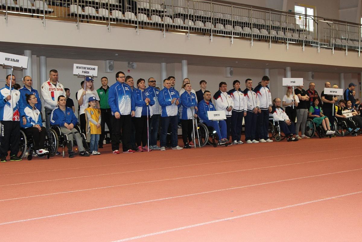 Чемпионат и первенство Югры по пауэрлифтингу  в 2019 году