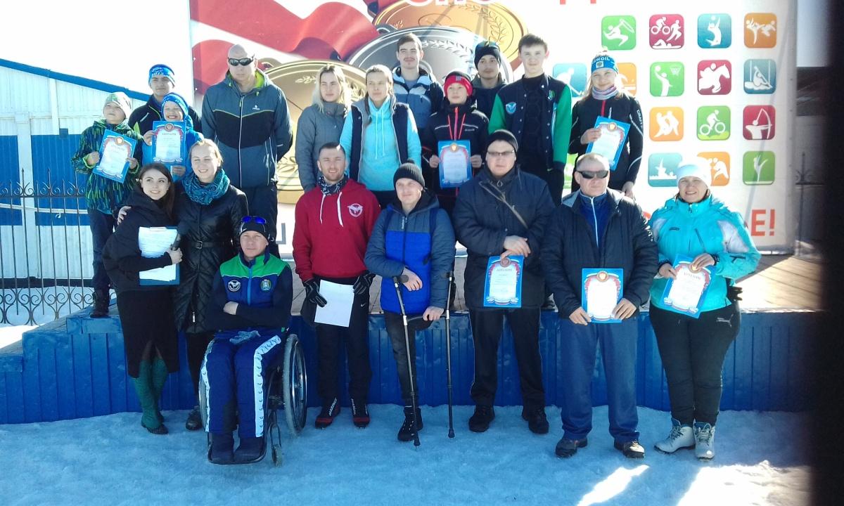 Чемпионат и первенство города по лыжам 2019 год