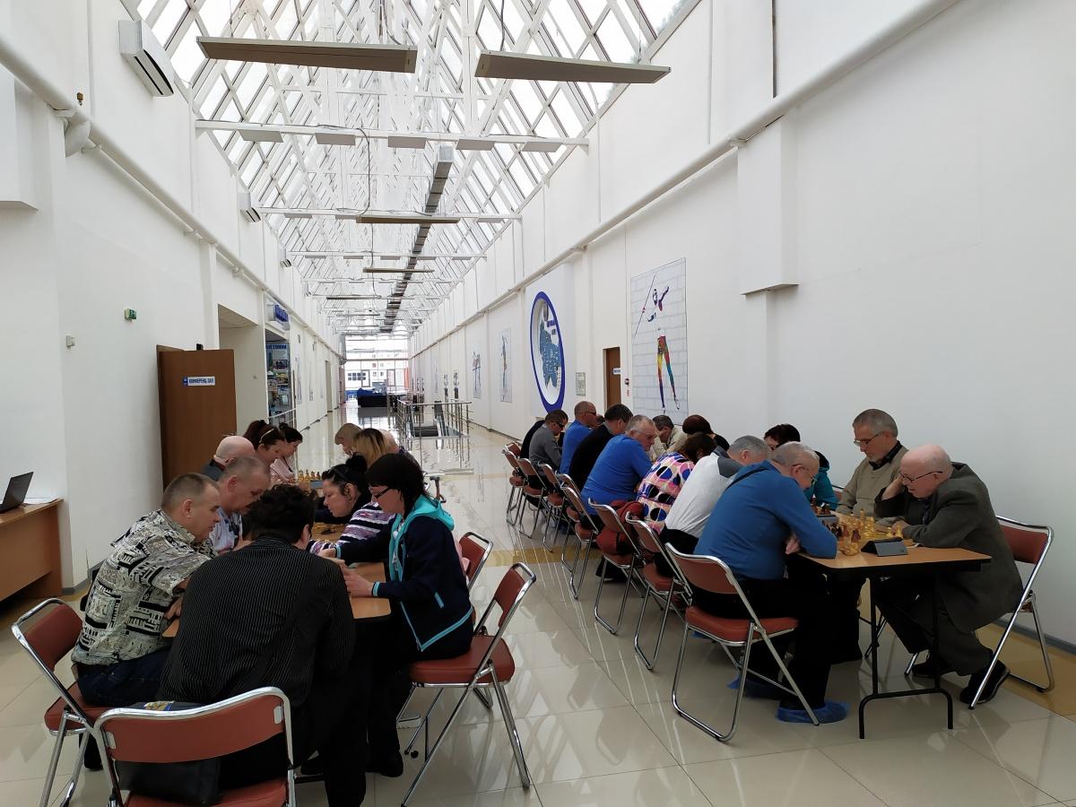 Открытый командный турнир по быстрым шахматам среди инвалидов по зрению на кубок югры 2020