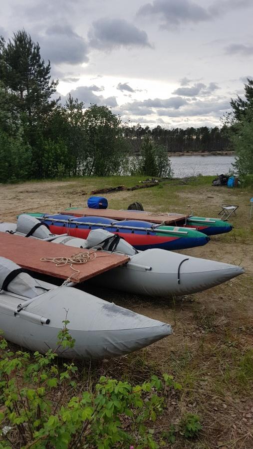 Учебно-тренировочный сбор в форме туристкого водного похода выходного дня 2021